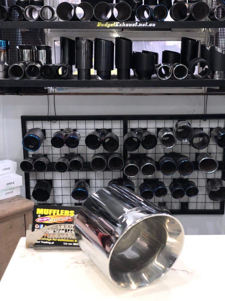 exhaust shop near me